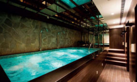 Blissful Treatments at Spa Club