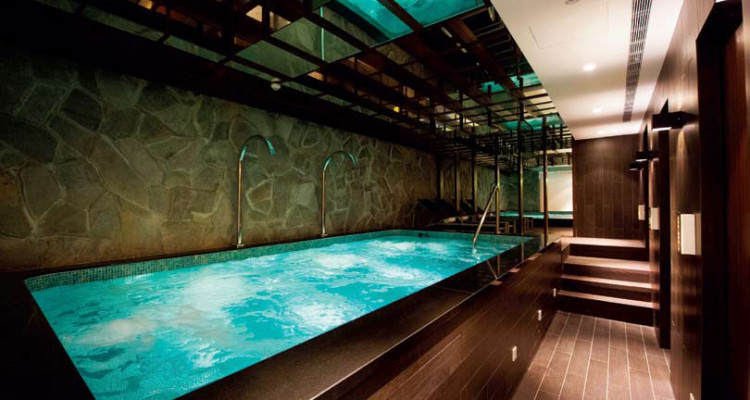 Luxury at Spa Club