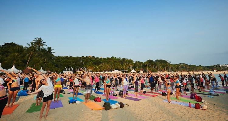 Yoga at Soulscape