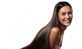 The Secret to Shiny, Healthy, Hair