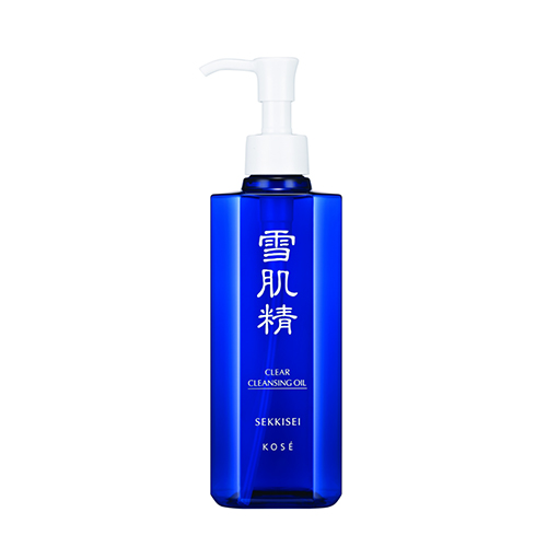 kose-sekkisei-clear-cleansing-oil