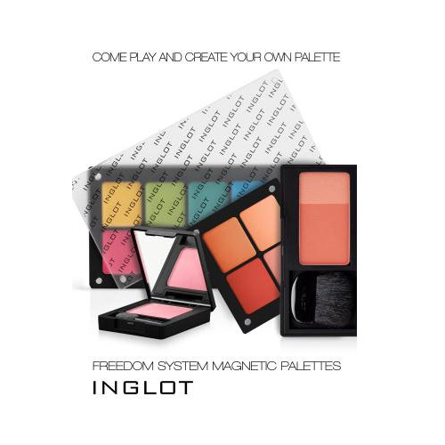 Inglot Freedom System Magnetic Palettes and Refills