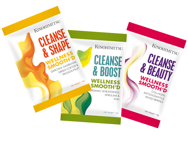 Kinohimitsu's 2-Day Speed Cleanse Wellness Smooth'd