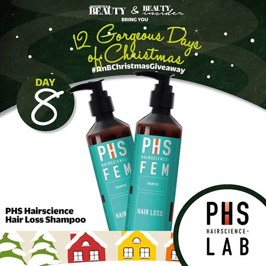 PHS HairScience Hair Loss Shampoo