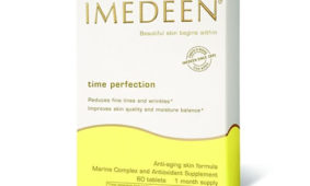 Get a daily dose of collagen and antioxidants with Imedeen