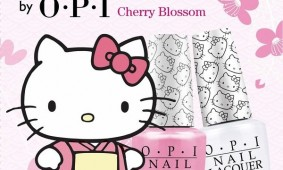 Limited Edition: Hello Kitty Cherry Blossom by OPI