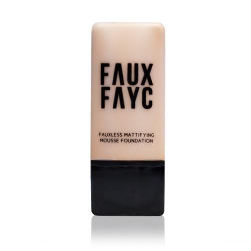 Faux Fayc Fauxless Mattifying Mousse Foundation
