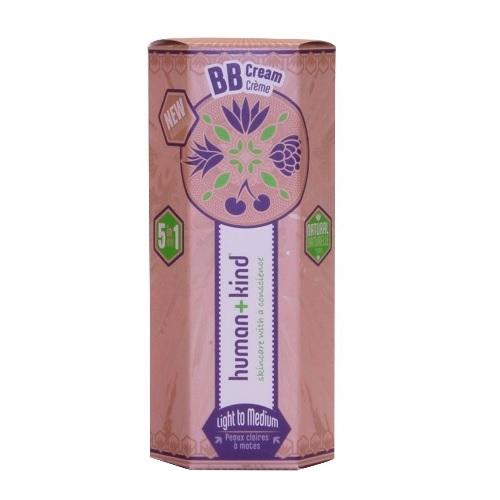 Human + Kind BB Cream – Light to Medium 50 ml