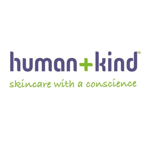Human + kind logo