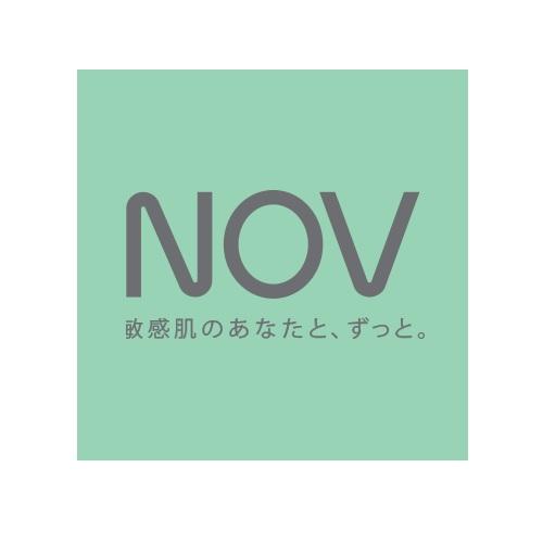 Nov skincare logo