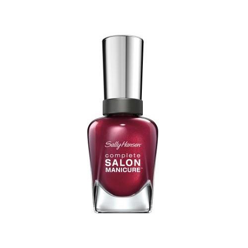 Sally Hansen Complete Salon Manicure in Wine Not