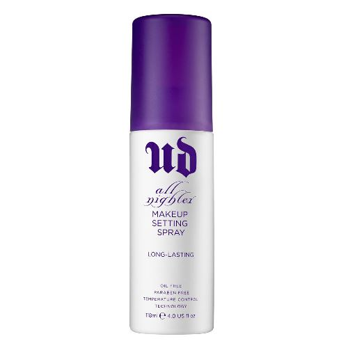 Urban All Nighter Makeup Setting Spray