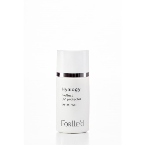 Hyalogy P-effect UV protector SPF 25 PA++