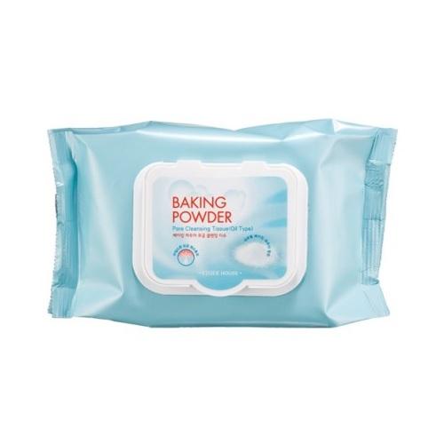baking powder pore cleansing tissue oil
