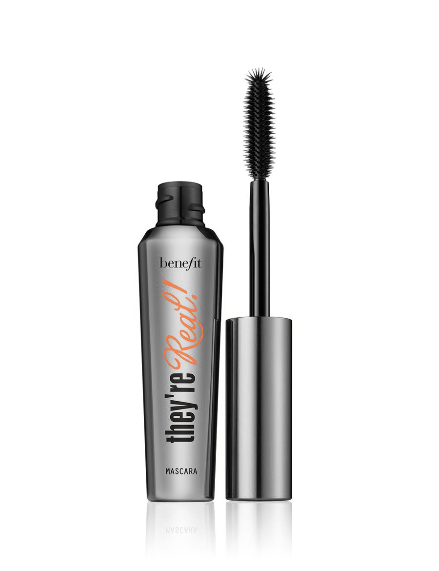 black They're Real! Lengthening Mascara
