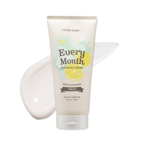 every month cleansing cream 1 moisture