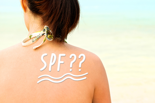How much SPF do you really need?