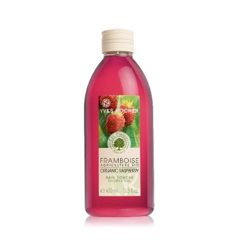 YVES ROCHER Raspberry Shower Gel