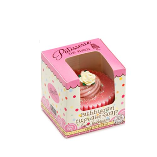 Patisserie De Bain Bubblegum Cupcake Soap