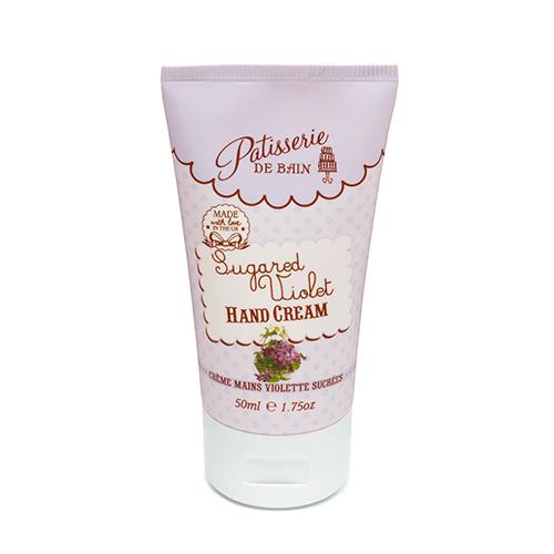 Sugared Violet Hand Cream Tube