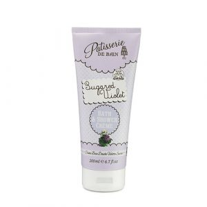 Sugared Violet Shower Creme