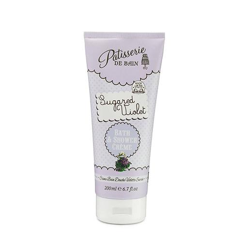 Sugared Violet Shower Creme