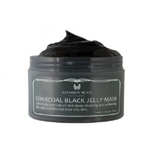 Annie's Way – Charcoal Black Jelly Mask