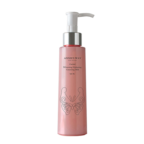 Annie's Way – Orchid Whitening Hydrating Cleansing Milk