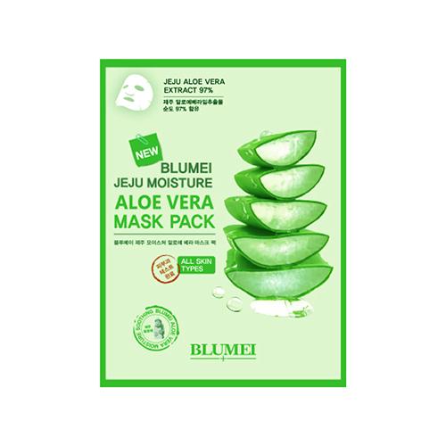 Blumei – Jeju Moisture Aloe Vera Mask Pack