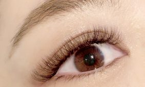 Get natural-looking eyelash extensions at Eye Design