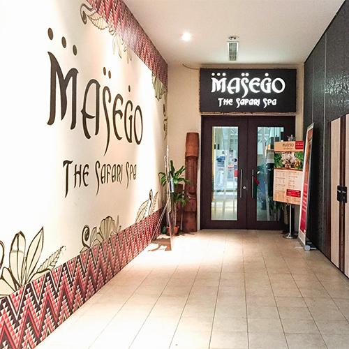 Masego - The Safari Spa