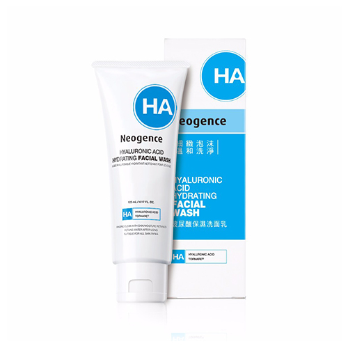 Neogence – Hyaluronic Acid Hydrating Facial Wash