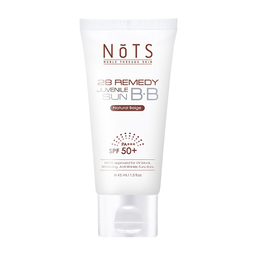 NoTS – 28 Remedy Juvenile Sun B.B Natural Beige