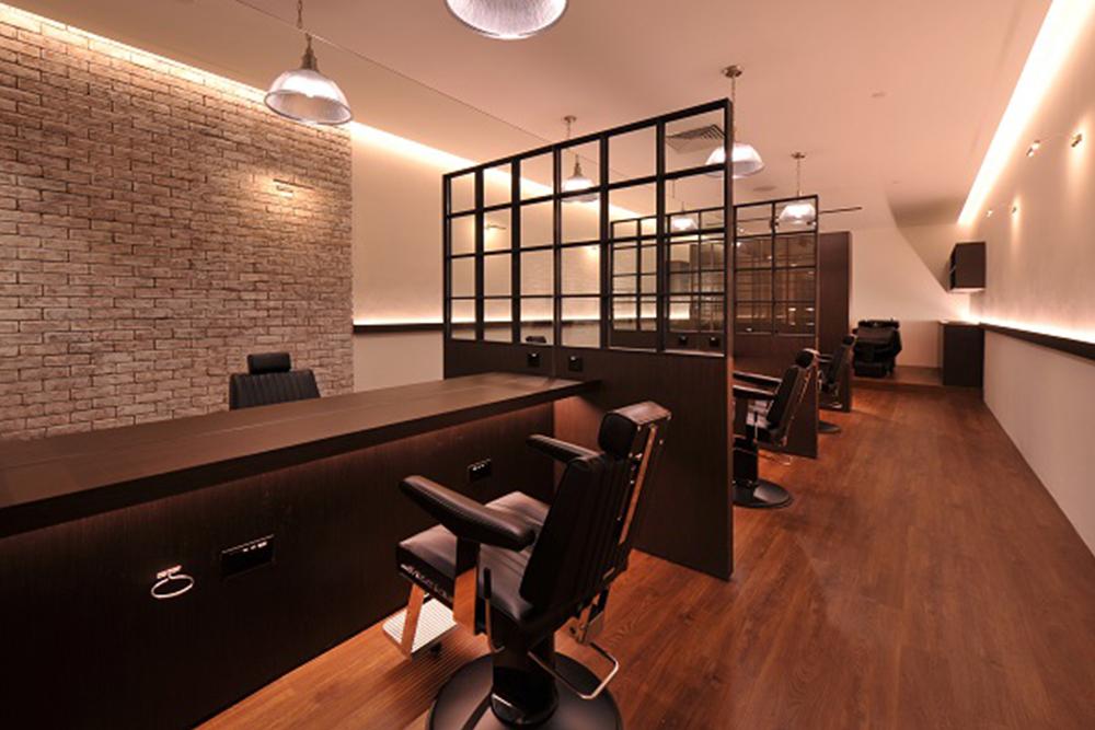 Tokyo barbers japan s leading salon for men opens in for The barbershop a hair salon for men