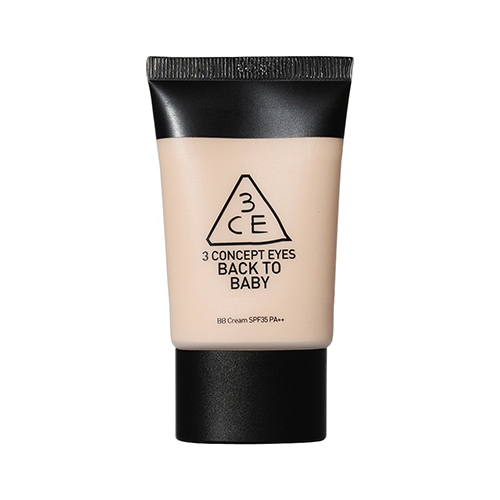 3CE Back To Baby BB Cream
