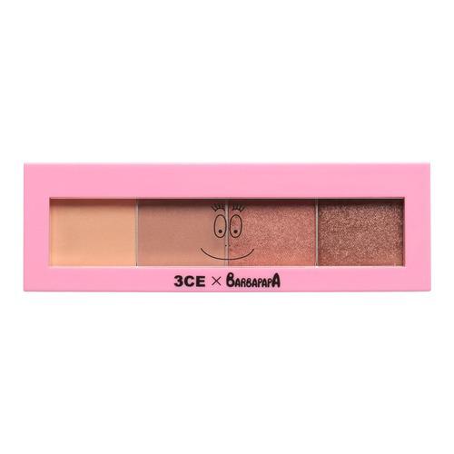 3CE Barbapapa Eyeshadow Palette - Eternal