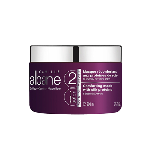 Camille Albane – Comforting Mask with Silk Proteins