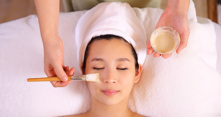 Ikeda Spa Geisha Facial Feature