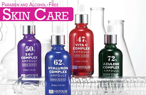 Paraben Alcohol Free Skin Care