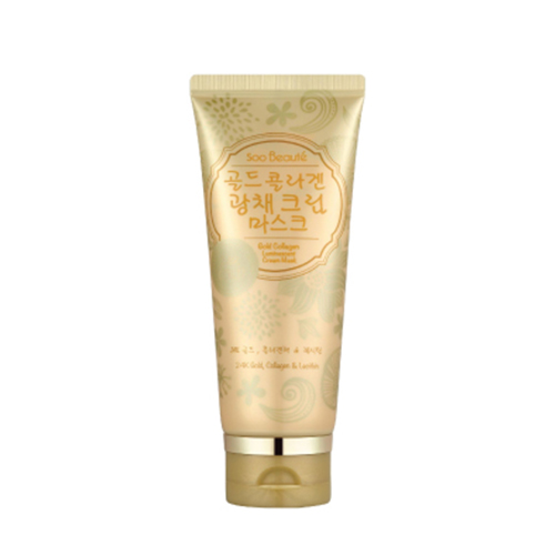 Soo Beaute – Gold Collagen Luminescent 24K Cream Mask