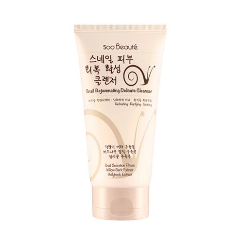 Soo Beaute – Snail Rejuvenating Delicate Cleanser