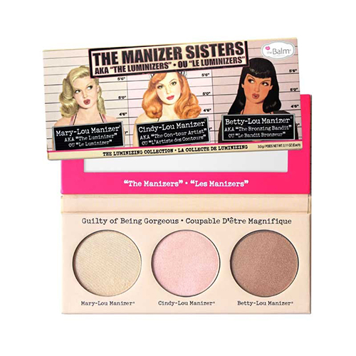 TheBalm – The Manizer Sisters