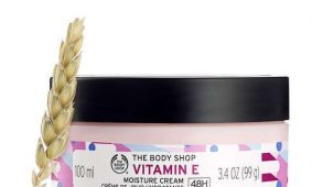 The Body Shop launches limited edition cream