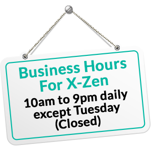 xzen-hair-salon-biz-hours