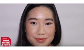 Beauty Insider Trisha tries Covermark Flawless Fit Liquid Foundation