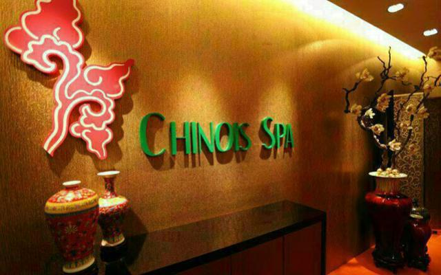 Chinois Spa - Hotel Fort Canning