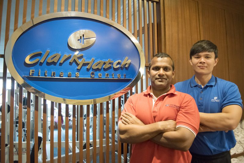 Clark Hatch Singapore
