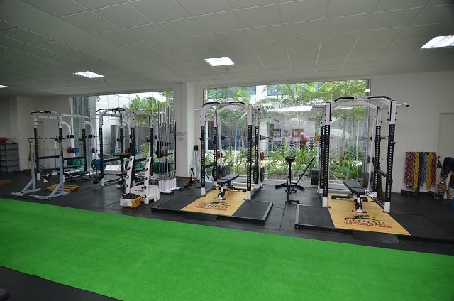 Genesis Gym - Paya Lebar