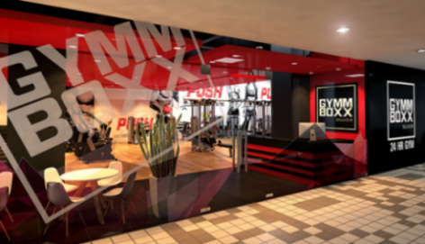 Gymmboxx Bedok Point