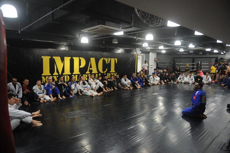 Impact Mixed Martial Arts